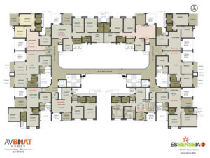Essenseia Even floor plan