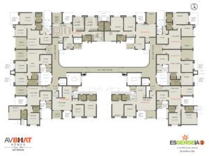 Essenseia Odd floor plan